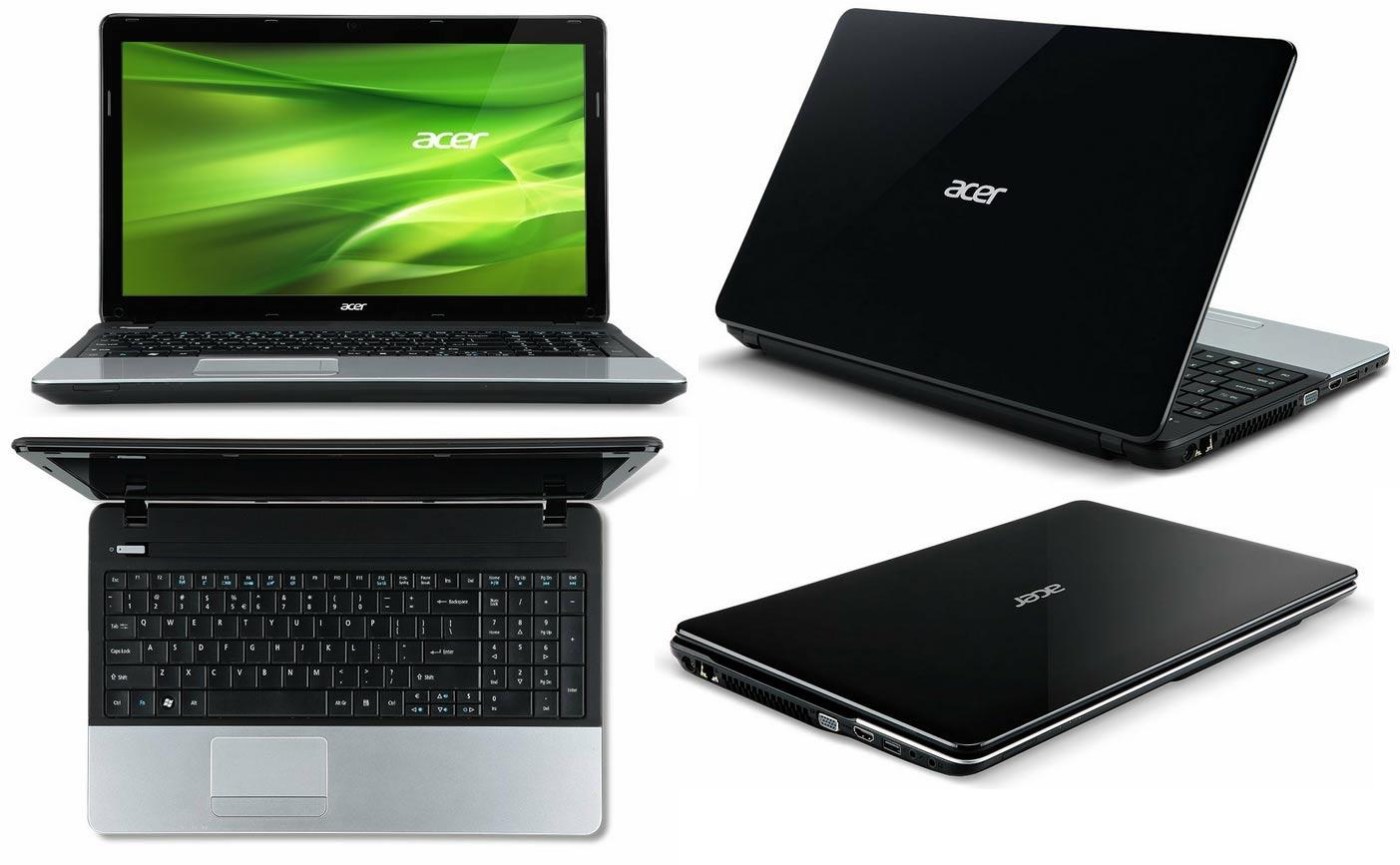 Desain Acer Aspire One E1 471