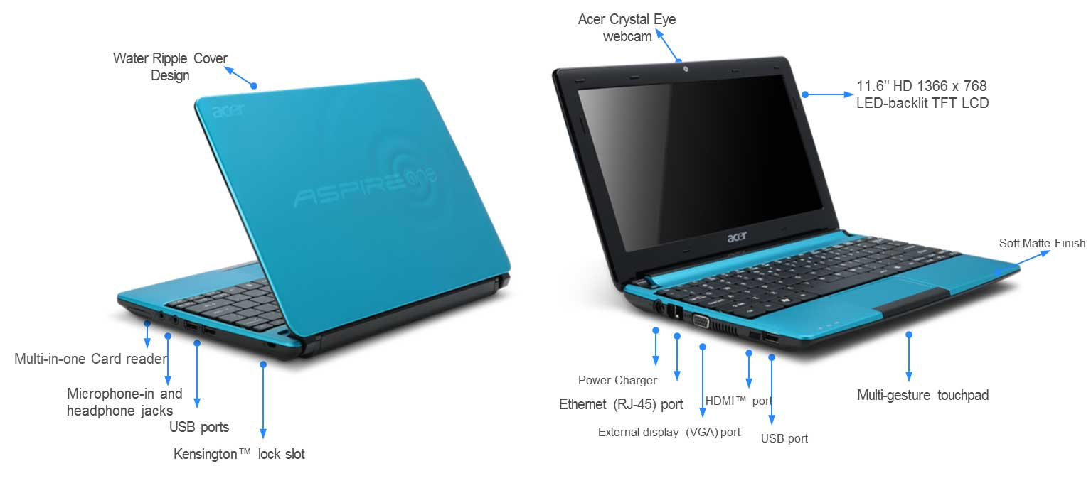 Acer Aspire One 722 Drivers for windows xp