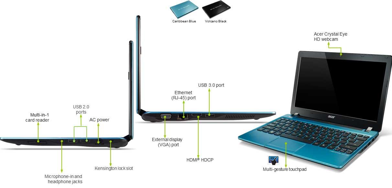 Spesifikasi Dan Harga Laptop Acer Aspire One 725
