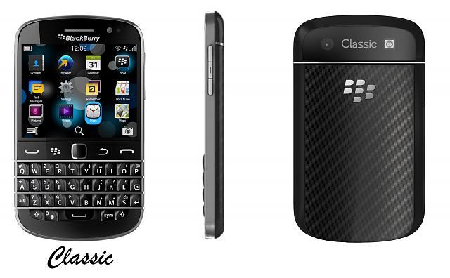 Foto Blackberry Classic