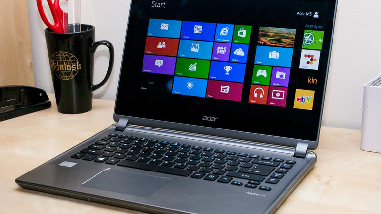 Laptop Acer Windows 8