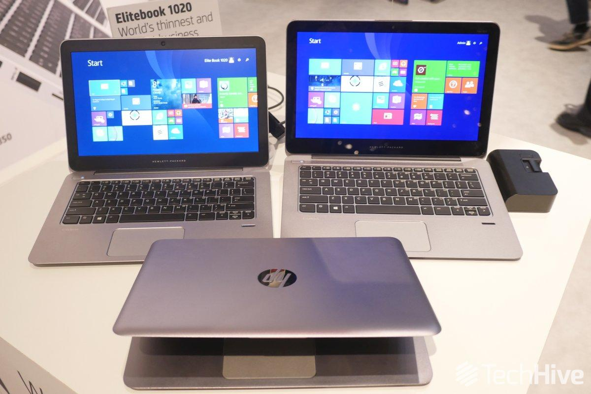 Hp Elitebook Folio 1020 Laptop High End Ringan Dan Tipis