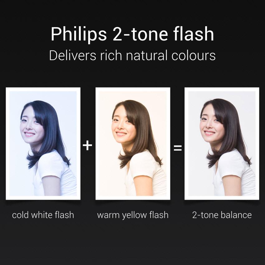Philips 2 Tone Flash