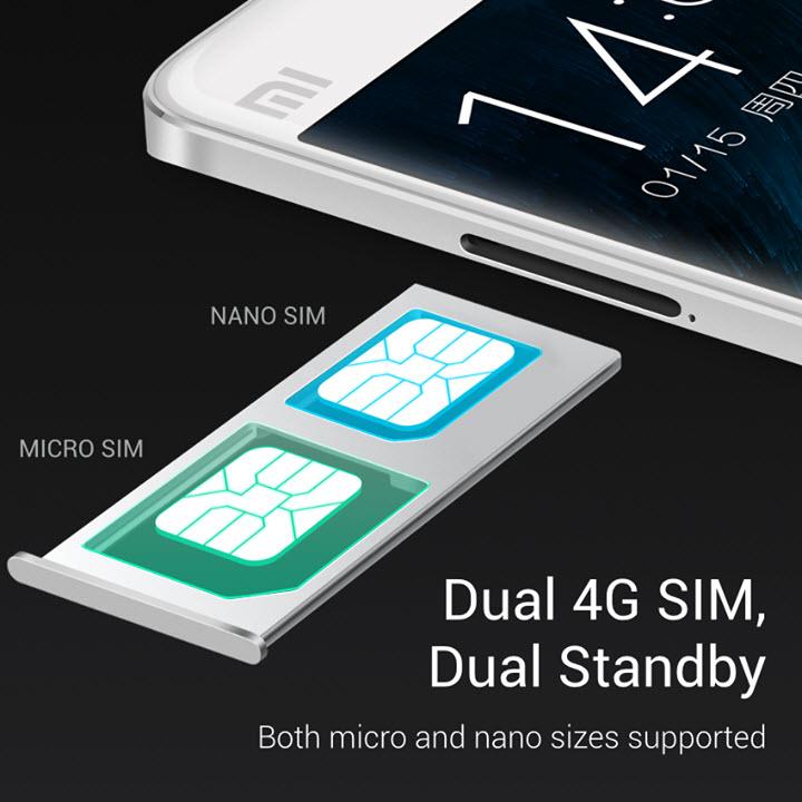 Sim Card Xiaomi Mi Note