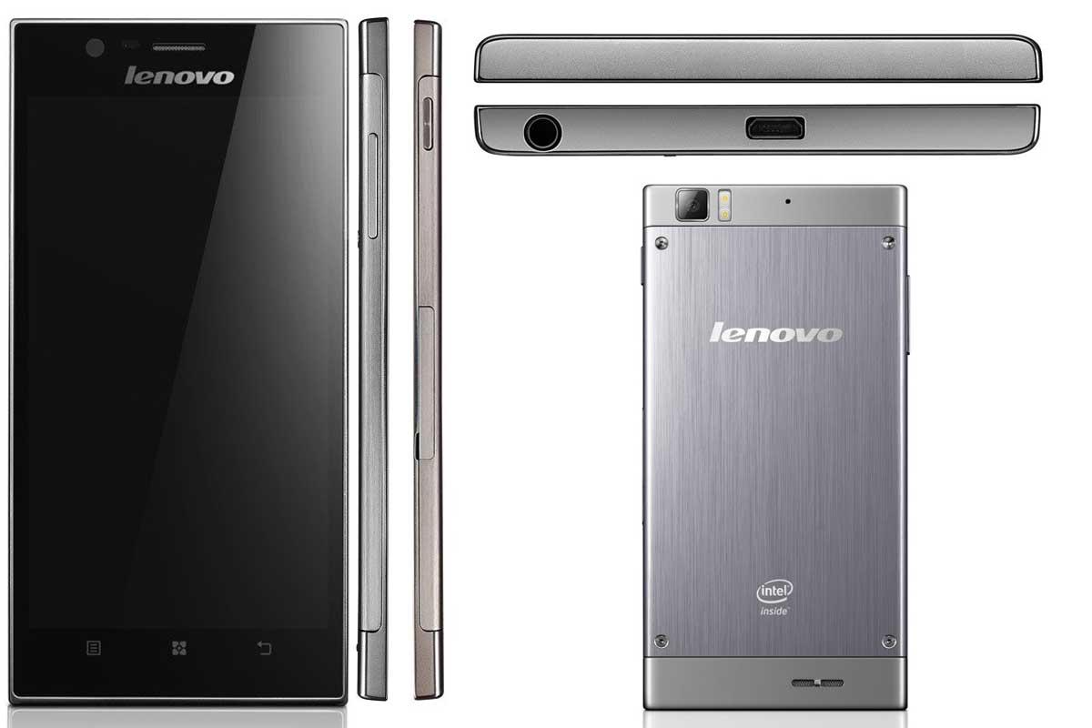 Desain Lenovo K900