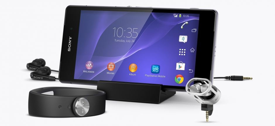 Aksesoris Sony Xperia Z2