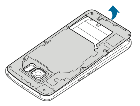 Lepas Papan Sirkuit Galaxy S6