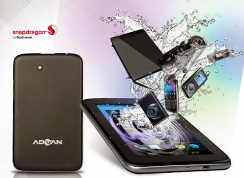 Advan Vandroid TIC
