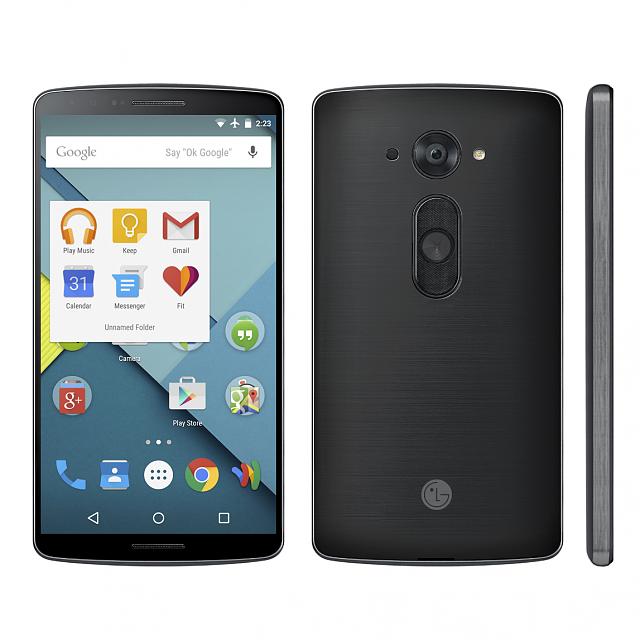 Desain LG G4