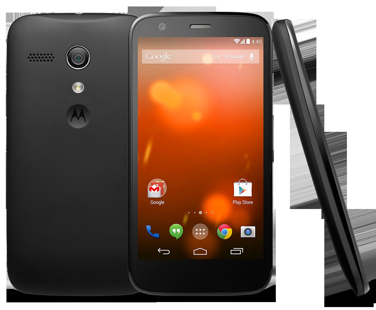 Desain Motorola Moto G