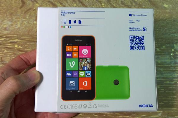 Dus Nokia Lumia 530