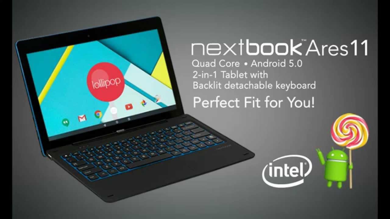 Promo E-Fun Nextbook Ares 11