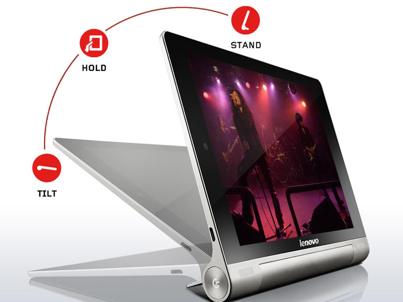 Fitur Lenovo Yoga 8