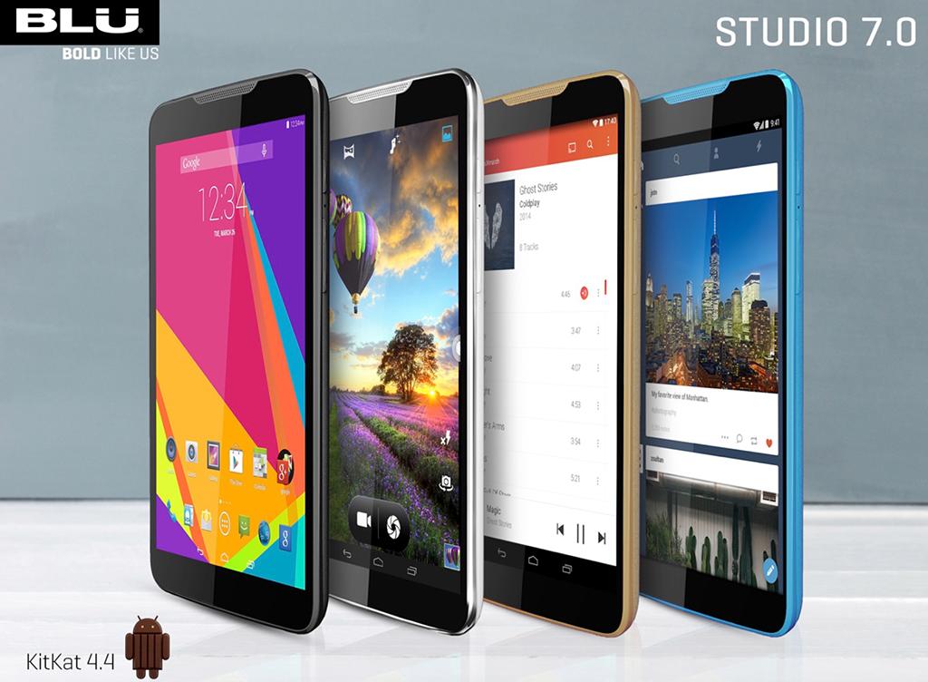 Promo Blu Studio 7.0
