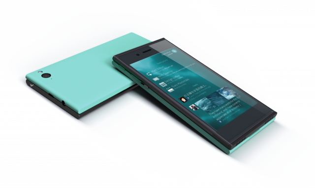 Sailfish Jolla Phone