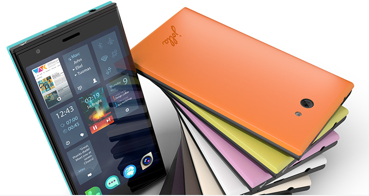 Pilihan Warna Sailfish Jolla Phone