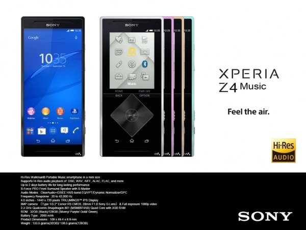 Sony Xperia Z4 Promo