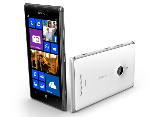 Desain Nokia Lumia 925
