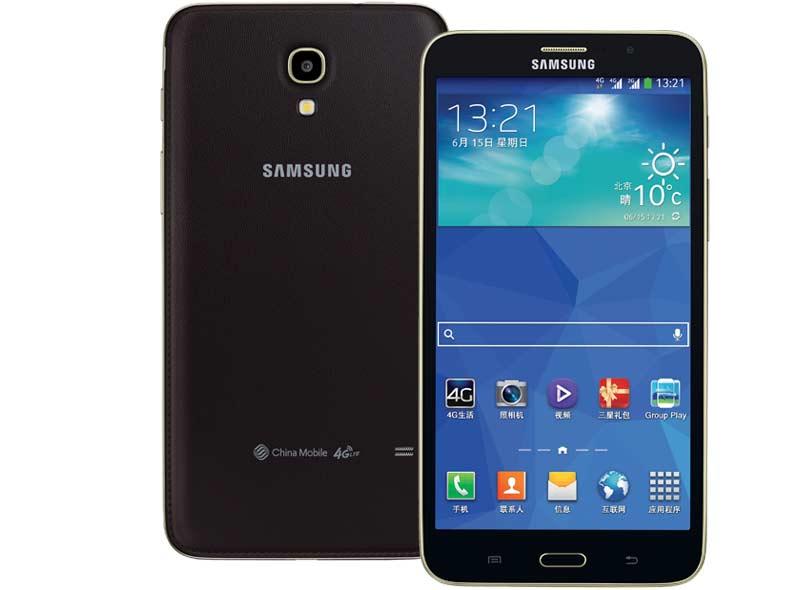 Desain Samsung Galaxy Tab Q