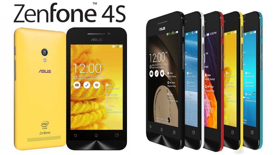 Pilihan Warna Asus Zenfone 4S