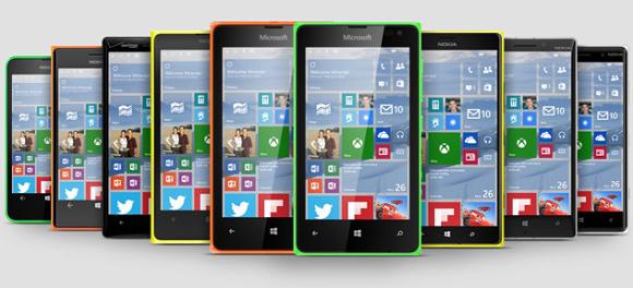 Warna Microsoft Lumia 435