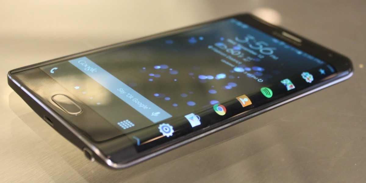 Antar Muka Samsung Galaxy S6