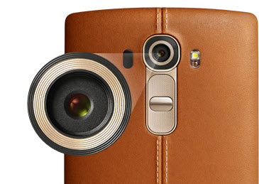 Kamera LG G4