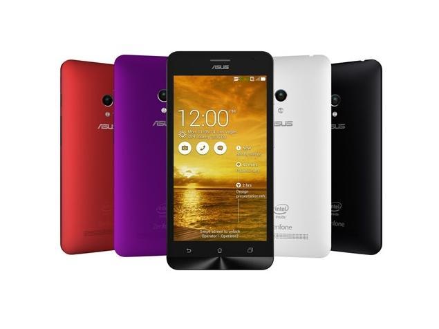 Pilihan Warna Asus Zenfone 5 Lite