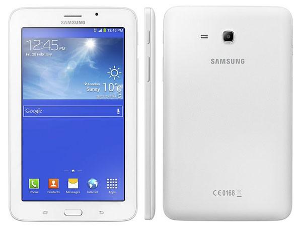 Desain Samsung Galaxy Tab 3V
