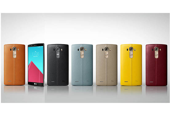 Varian Warna LG G4 Beat