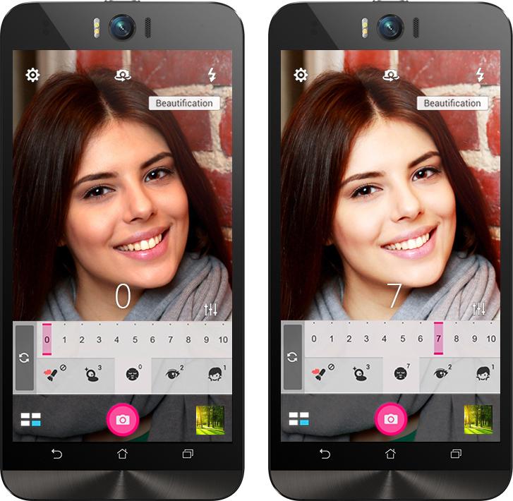 Asus Zenfone 2 Selfie