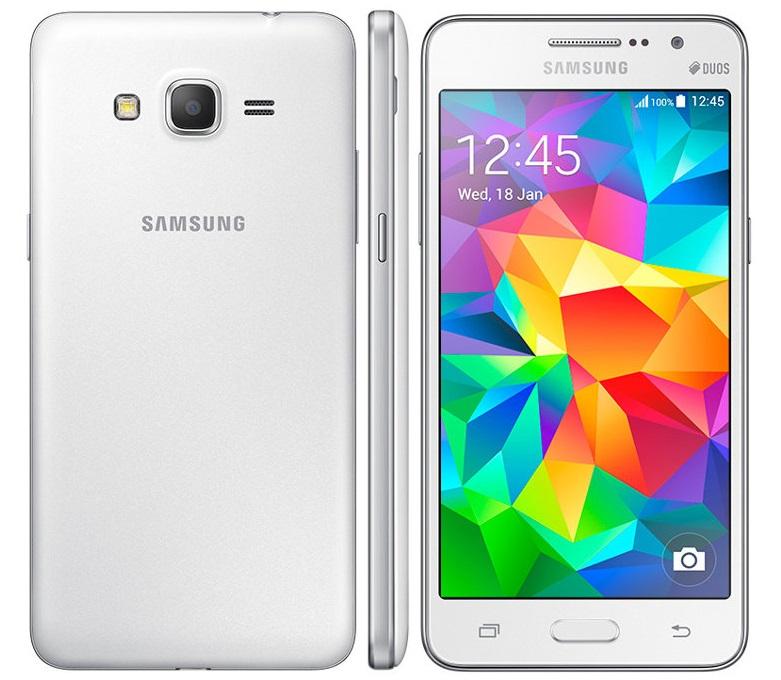Desain Samsung Galaxy Grand Prime 4G