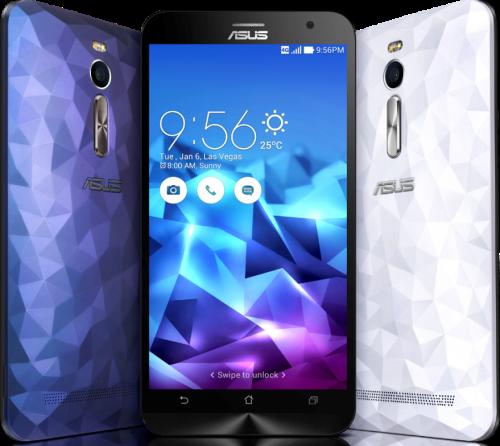 Warna Asus Zenfone 2 Deluxe (ZE551ML)