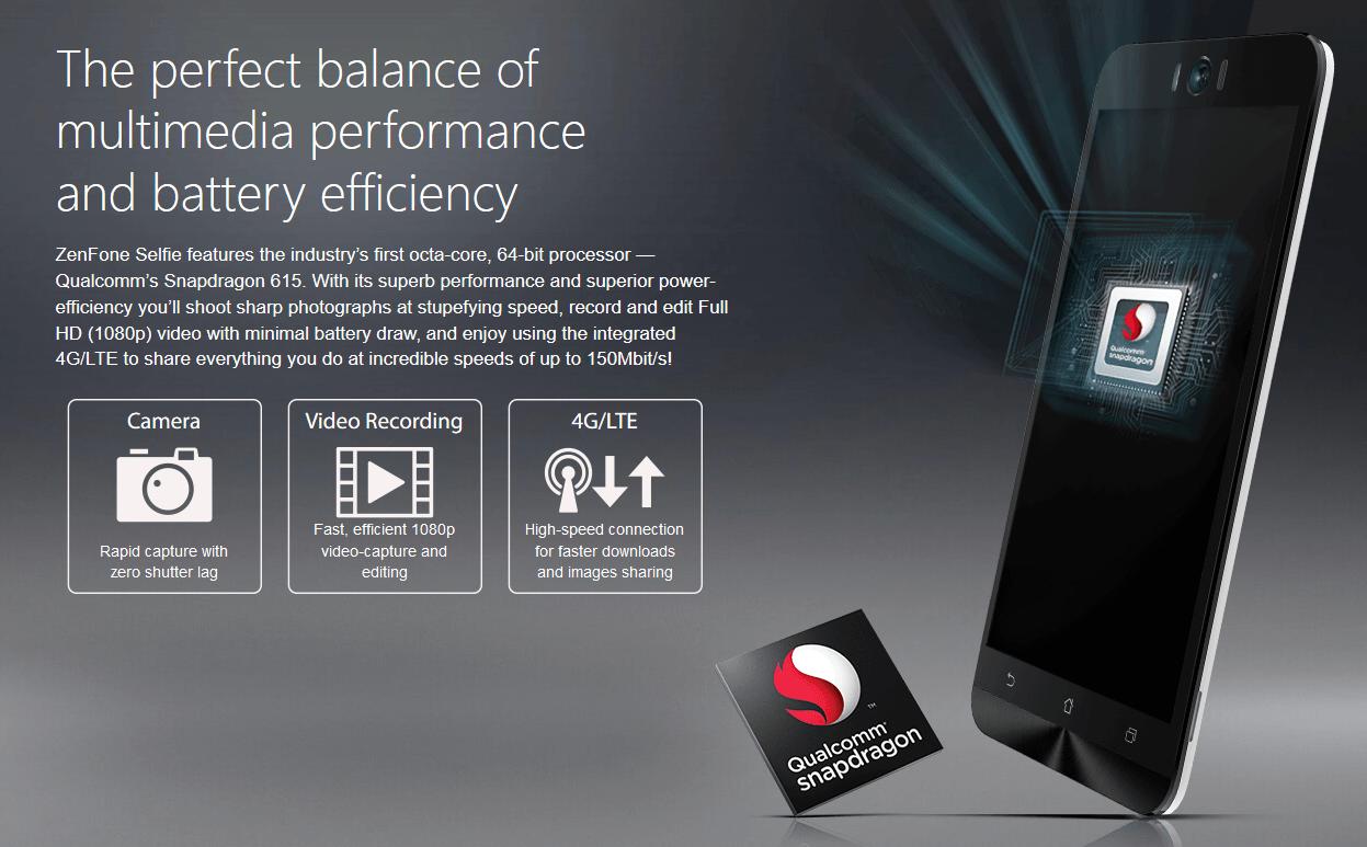 Asus Zenfone Selfie (ZD551KL) Promo