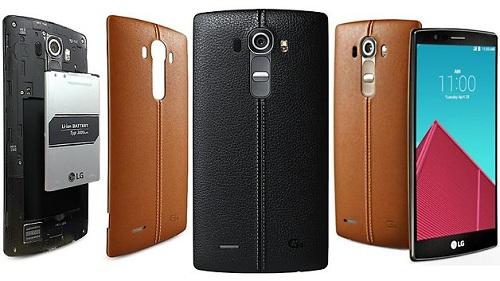 Desain dan Body LG G4 Pro
