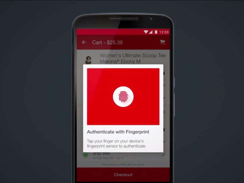 Fingerprint Android Marshmallow