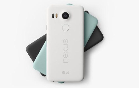 Varian Warna Google Nexus 5X