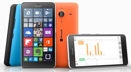 Microsoft Lumia 640 XL LTE Dual SIM