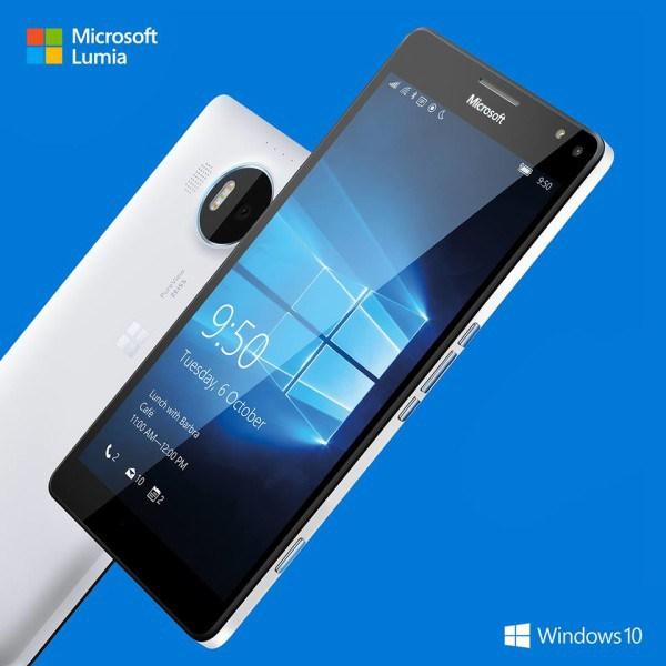 Microsoft Lumia 950 X