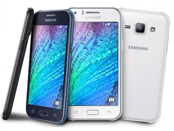 Desain Samsung Galaxy J3