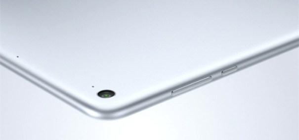 Desain Xiaomi Mi Pad 2
