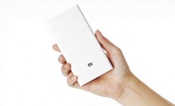 Power bank Xiaomi 20000 mAh Putih