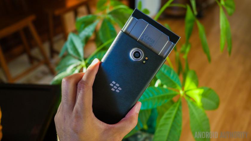Desain Blackberry Priv