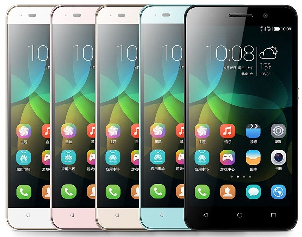 Varian Warna Huawei Enjoy 5