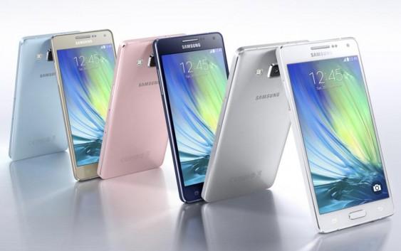 Varian Warna Samsung Galaxy A5 2016