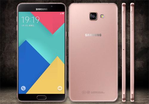 Desain Samsung Galaxy A9