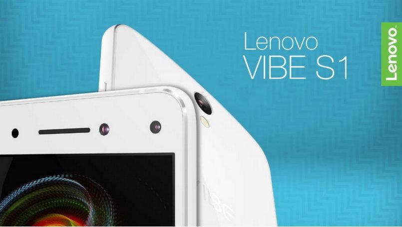 Lenovo Vibe S1 Promo