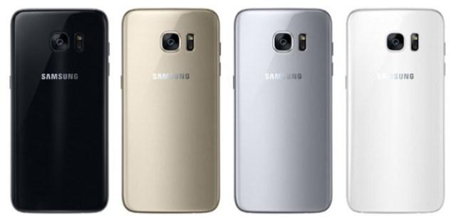 Varian Warna Samsung Galaxy S7