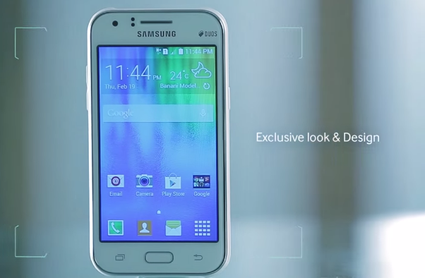 Samsung Galaxy J1 Mini Promo