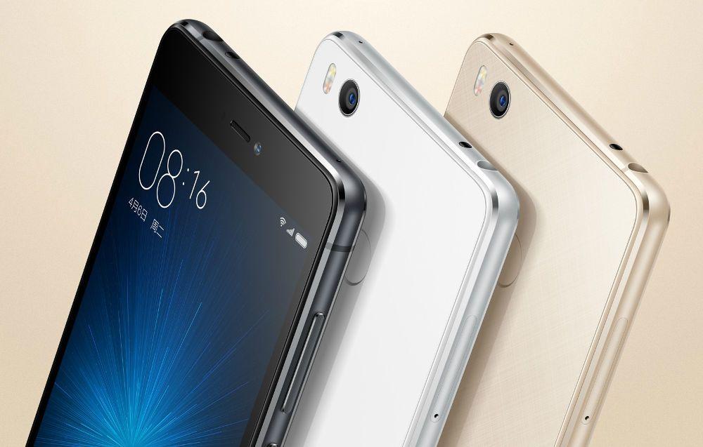 Varian Warna Xiaomi Mi 4S